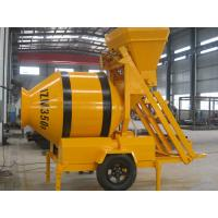 Buy cheap JZM350 portable electric concrete mixer China concrete mixer with high quality from wholesalers