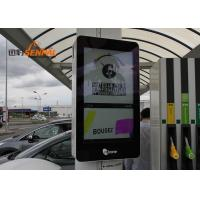 Buy cheap 40 Inch Outdoor Wall Mounted Digital Signage For Gas Station / Railway Station from wholesalers