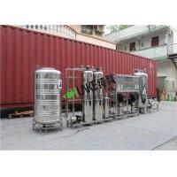 Buy cheap Industry RO Water Purifier / Water Treatment Plant Tap Water To Drinking Water from wholesalers