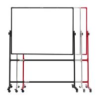 Buy cheap Unique Double Sided Whiteboard , Double Sided Magnetic Whiteboard On Wheels from wholesalers