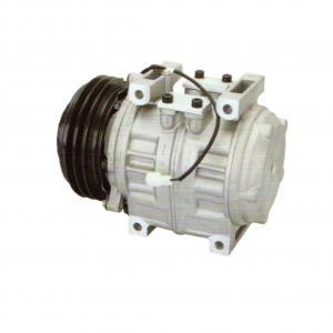 Buy cheap Aluminum DC12V 5V16 Auto AC Compressor product