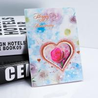 Buy cheap Love Heart Shaped 3D Lenticular Greeting Card Valentine'S Gift 12x17cm Fold Size from wholesalers
