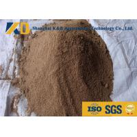 Buy cheap Healthy Brown Pure Fish Meal Easy Decompose Promote Healthy And Growth from wholesalers