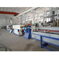 Buy cheap PET Strapping Band Machine Plastic Extrusion Line , PLC Automatic Control from wholesalers