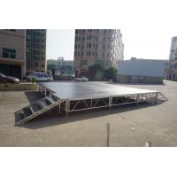 Buy cheap RK Height adjustable aluminum stage for sale/on sale aluminum portable stage dubai from wholesalers