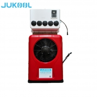 Buy cheap Mini 3500BTU R134a 24V Air Conditioner For Truck product