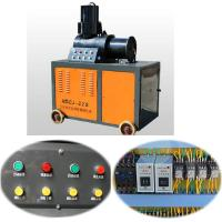 Buy cheap High Efficiency Rebar Upsetting Machine Customized For Rebar Splicing from wholesalers