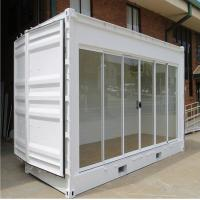 Buy cheap 40FT Custom Container House Steel Structure  High Efficient For Living from wholesalers
