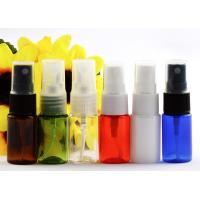 Buy cheap Travel Size Fine Mist Spray Bottle 10ml Atomiser Six Color Options Easy To Carry from wholesalers