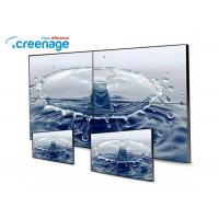 Buy cheap Indoor Video Wall Monitors TV Panel Digital Signs Rohs 8mm Bezel from wholesalers