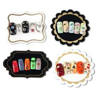 Buy cheap FSC BSCI Specialty Paper Display Card For Nail Cosmetology Products from wholesalers