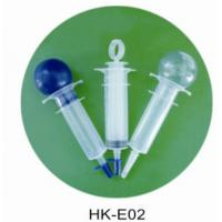 Buy cheap Surgical Disposable Medical Plastic Syringe for Irrigation / Flush from wholesalers