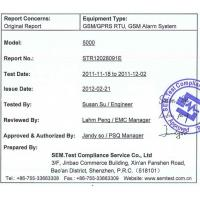 CWT(HK) Co., Limited Certifications