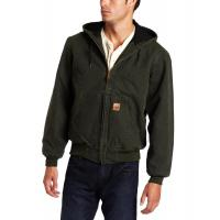 Buy cheap Denim Jacket , Mens Jackets / Jacket With Mesh-Lined Hoods from wholesalers