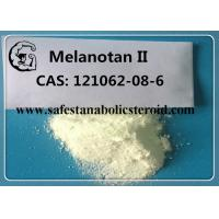 Buy cheap Melanotan-II CAS 121062-08-6  Human Growth Peptides Skin Color  10mg / Vial from wholesalers