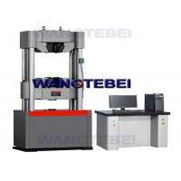 Buy cheap Pneumatic Grip Hydraulic Testing Machine , Tensile Strength Test Machine from wholesalers
