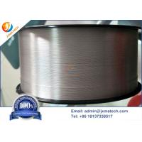 Buy cheap Capacitor Grade Tantalum Filament , Tantalum Alloy Wire With High Corrosion Resistance from wholesalers
