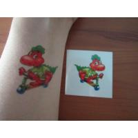 Buy cheap Customized Body Temporary Tattoo Stickers from wholesalers