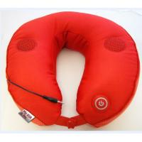 Buy cheap Comfortable Red Music Massage Pillow , U Shape Mp3 Pillow Massager from wholesalers