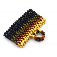 Buy cheap Custom Hand Made Wooden Beaded Evening Clutch Bags For Fashionable Ladies from wholesalers