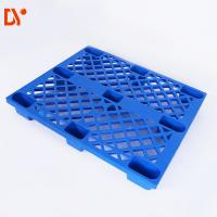 Buy cheap Strong Recycling Stackable Plastic Pallets 1200×800×140 Mm Customized Color from wholesalers