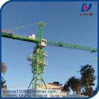 Buy cheap F0 23b Tower Crane 10tons Construction Of High-rise Buildings from wholesalers