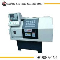 Buy cheap CK0660 High precision hobby cnc mini metal lathe for sale spindle bore 89mm from wholesalers