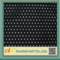 Buy cheap Multi Color 100 Polyster Sandwich Mesh Fabric / Mesh Polyester Fabric For Shoes from wholesalers