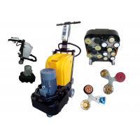 3 Phase 16 Heads 11HP Stone Floor Polisher Terrazzo Polishing Machine Equipment