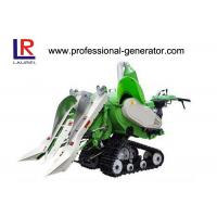 Buy cheap Self Propelled Rubber Tracked Small Agriculture Harvester For Wheat / Rice Harvesting from wholesalers