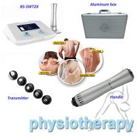 Buy cheap 190mJ Energy Shoulder Pathologies Treatment Shock Wave Therapy Machine from wholesalers