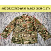 Buy cheap German Ripstop Digital Camouflage Uniforms / Army Combat Uniforms For Men from wholesalers