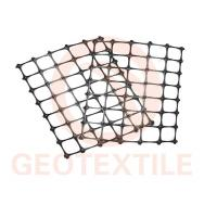 Buy cheap High Strength PP Biaxial Geogrid For Slope Stabilization / Retaining Walls product
