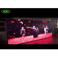 Buy cheap HD lighted easy-install p5 die-casting aluminum led screen for commercial show from wholesalers