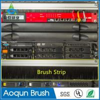 Buy cheap 19 Rack Accessories Rackmount Brush Strip Panel from wholesalers