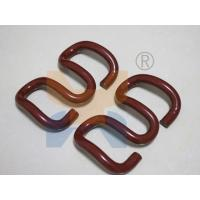 Buy cheap D Type Rail Clip, Railway Fastening Clamp, High Tension Railroad Clip from wholesalers