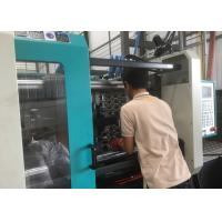 Buy cheap Energy Efficiency Plastic Injection Molding Machine For Plastic Case 800mm Table Height from wholesalers