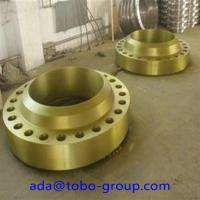 Buy cheap ASTM A182 F22 Alloy Steel Forged Steel Welding Neck Flange Standard / Non - standard from wholesalers