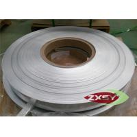 Buy cheap Silver Anodized Aluminum Strip Sheet With Mill Finish Moisture Proof from wholesalers