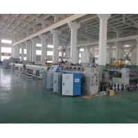 Buy cheap Solid Wall PPR Pipe Extrusion Line , Automatic PPR Pipe Extrusion machine from wholesalers