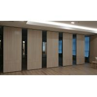 Buy cheap MDF Top Gypsum Board Sound Proofing Foldable Partition Wall Malaysia For Ballroom from wholesalers