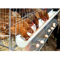 Buy cheap Egg Layer Chicken Battery Cage , Farm Laying Hens Poultry Layer Cage System from wholesalers