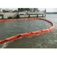 Buy cheap 20m Per Section Oil Spill Containment Boom With Good Vertical Stability from wholesalers