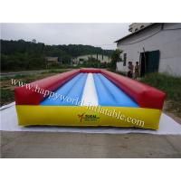 Buy cheap tumble track inflatable air mat for gymnastics , air track mat , inflatable air track sale from wholesalers