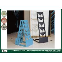 Buy cheap Exhibition , shop waterfall tile display shelf  /  tile holder display with Logo Print from wholesalers
