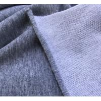 Buy cheap 40s combed cotton super thermal for casual sportwear hoodie and suit twill interloop lycra knitted fabric from wholesalers