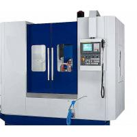 Buy cheap Heavy Cut Taiwan Spindle Horizontal CNC Machine Anti Collision Design from wholesalers