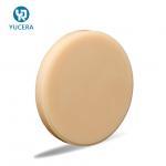 Buy cheap YUCERA Denture Material Acrylic Dental PMMA Disk from wholesalers