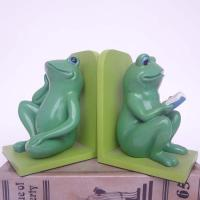 Buy cheap Polyresin Book End/ Frogs Book ends from wholesalers