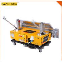 Buy cheap Construction Equipment Wall Concrete Plastering Machine High Efficiency 1M length from wholesalers
